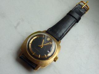 Ruhla Uhr Herrenuhr,  Ungetragen,  Vintage Ddr,  70er 80er Jahre,  Nos Bild