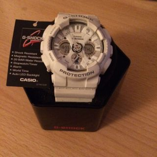 Casio G - Shock Weiss/white Bild