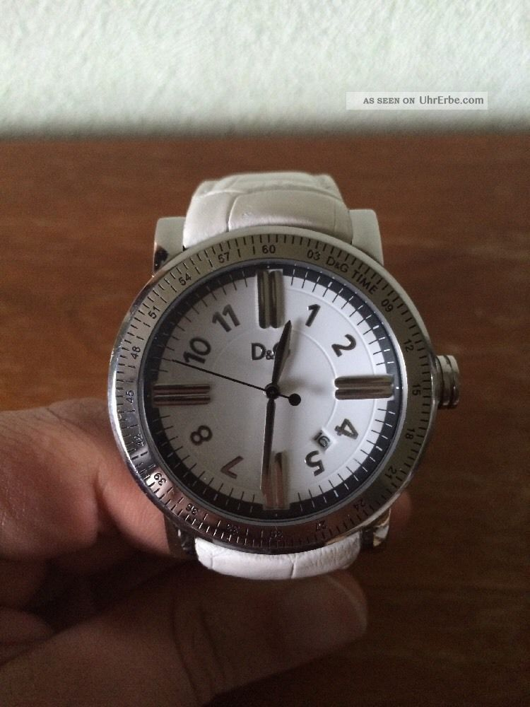 D&g Herrenuhr Armbanduhren Bild