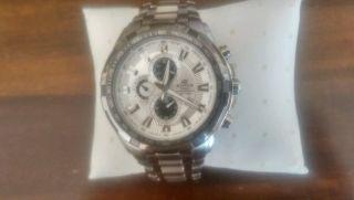 Casio Edifice Ef - 539d - 7avef Armbanduhr Für Herren Bild