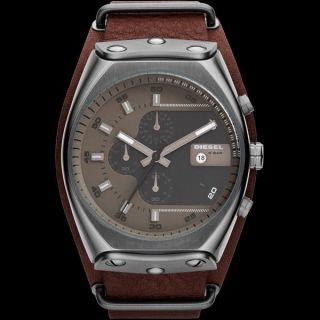Diesel Xl Herrenuhr Chronograph Armbanduhr Diesel Bolt Dz4293 Bild