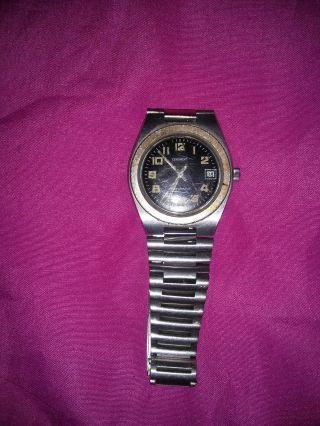 Alte Exponent Herren Armbanduhr Automatic Bild