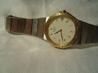 Moderne Superflache Seiko Herren Armbanduhr Bild