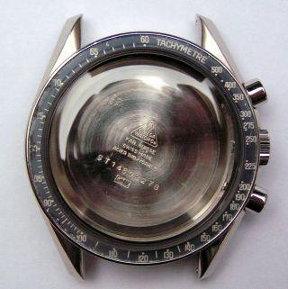 1978 Vintage Omega Speedmaster Professional Moon Watch Case Uhr Gehäuse Bild