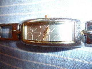 Dkny Damen - Uhr Silber / Goldfarbig Uhrensammlung Abzugeben Bild