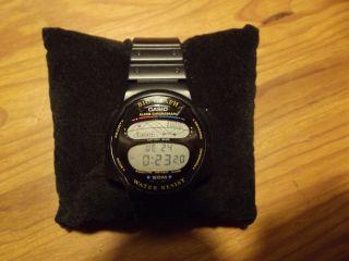 Armbanduhr Casio Biograph 948 Biorhythmus - Funktion Klassiker Bild