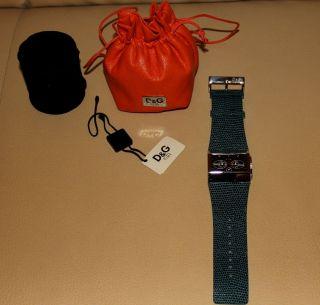 Dolce & Gabbana D&g Herrenuhr Chronograph Bild