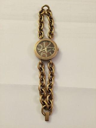 Wie Damenuhr Von Esprit Uhr Für Damen In Gold Bild