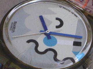 Swatch Gent Cosmesis Gm103 Herren - Armbanduhr Batt.  Ovp Bild