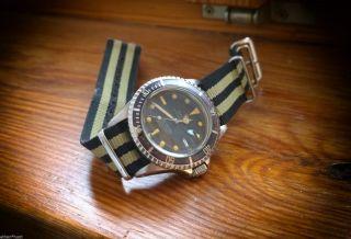 Rolex Red Submariner 1680 Aus 1969 Bild