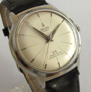 Hau Gruen Geneve,  Cal.  Gruen 560 Rss,  Um 1960 Bild