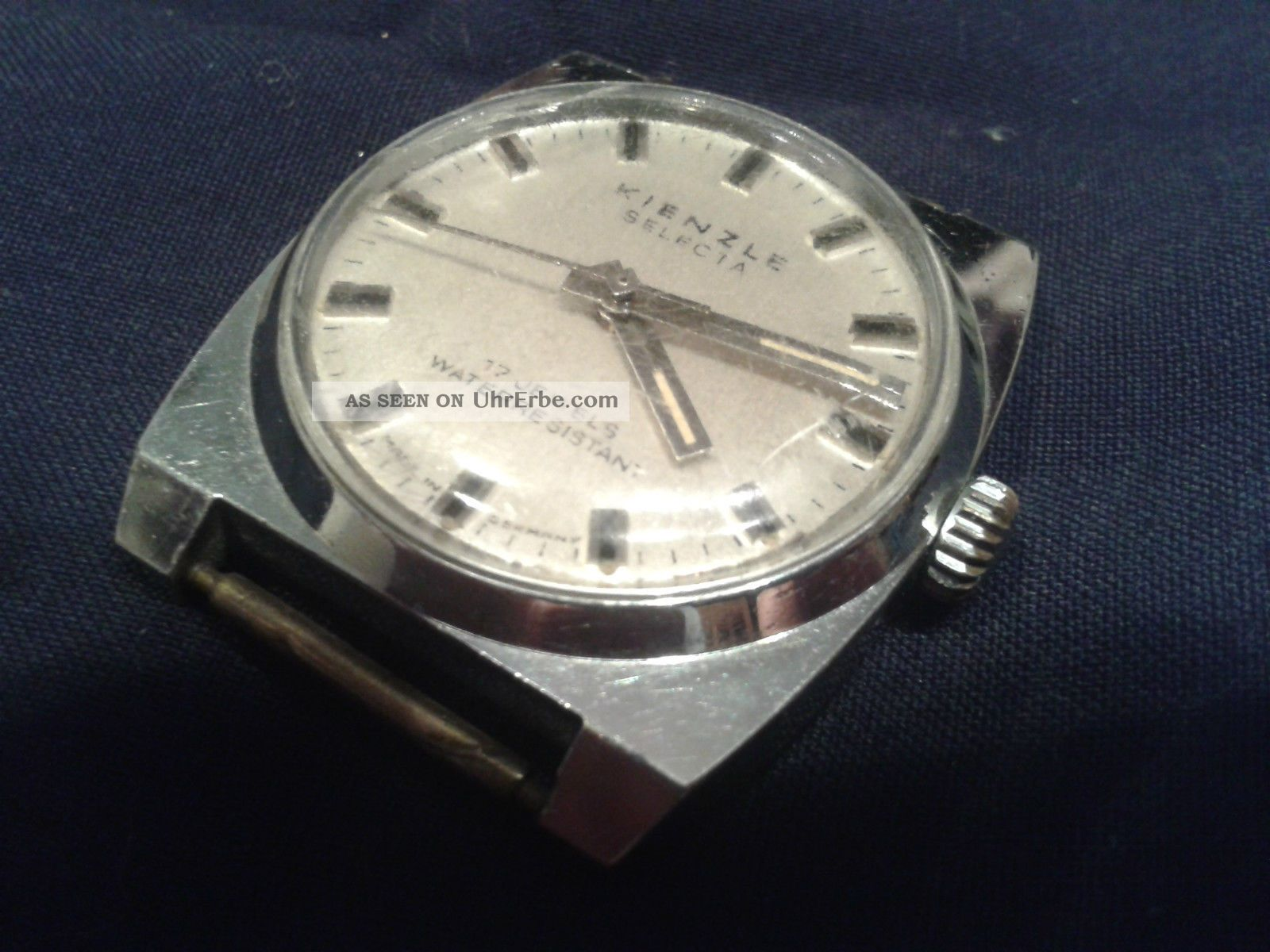 Armbanduhr Kienzle Selecta Armbanduhren Bild