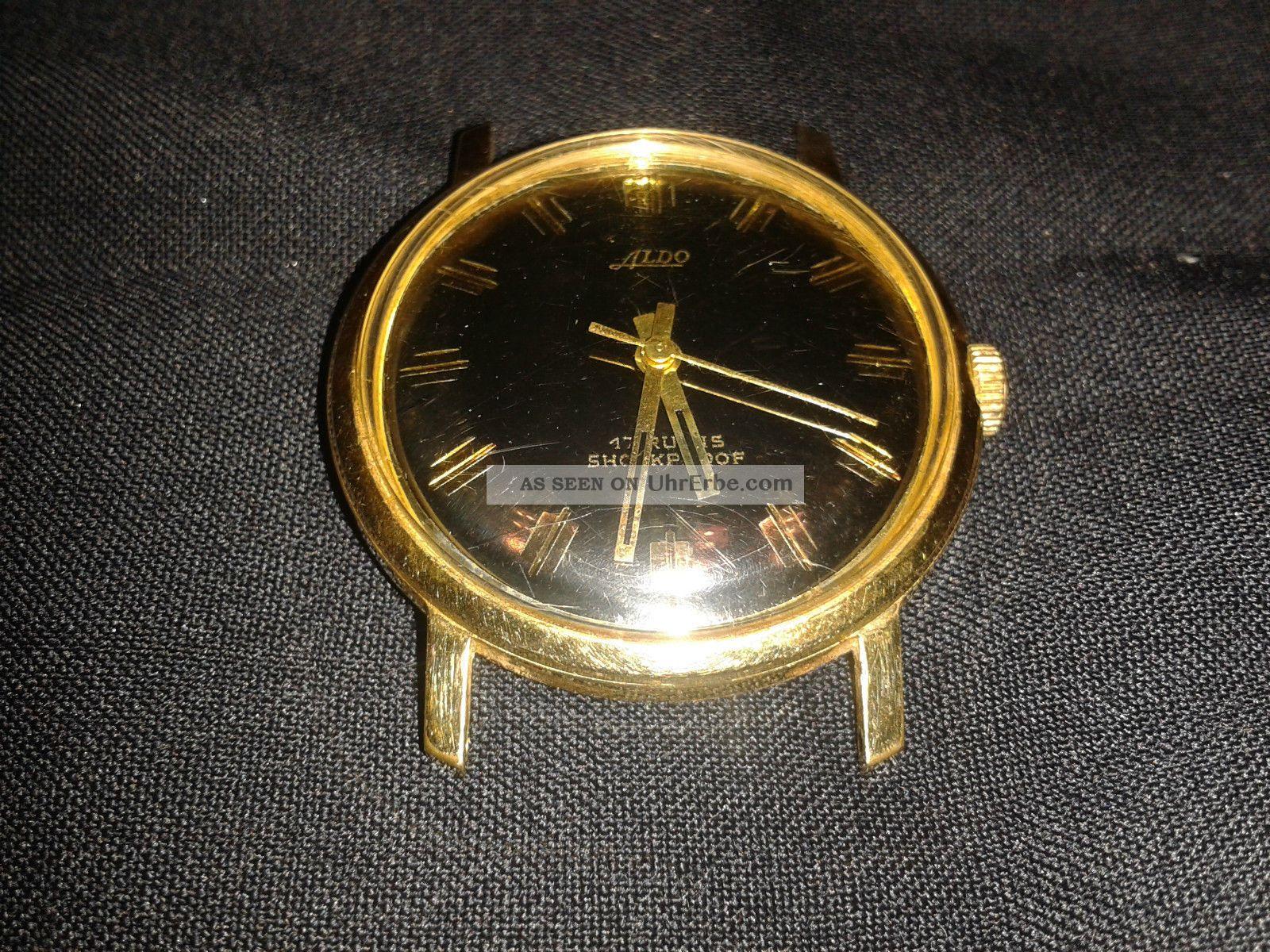 Armbanduhr Aldo Armbanduhren Bild