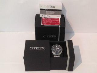 Citizen Promaster Land Armbanduhr Für Herren (cb0021 - 57e) Mit Bild