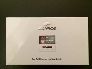 Era - 200rb - 1aer Casio Edifice Red Bull Limited Edition Bild