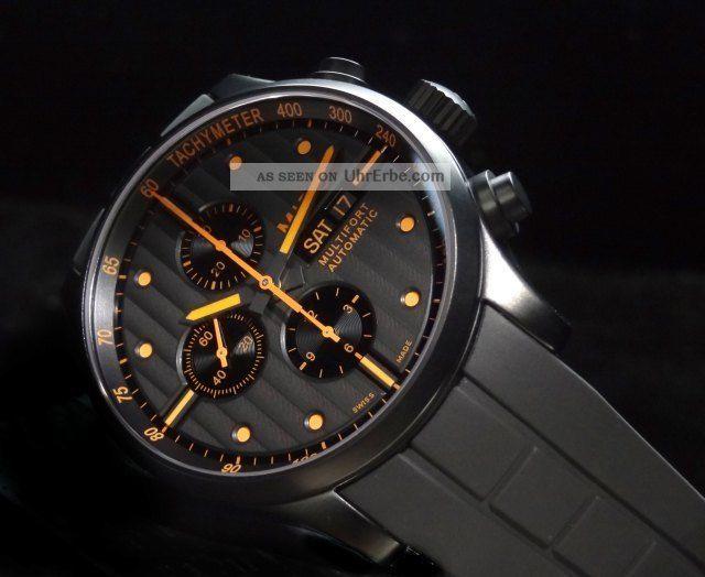 Mido Multifort Armbanduhren Bild