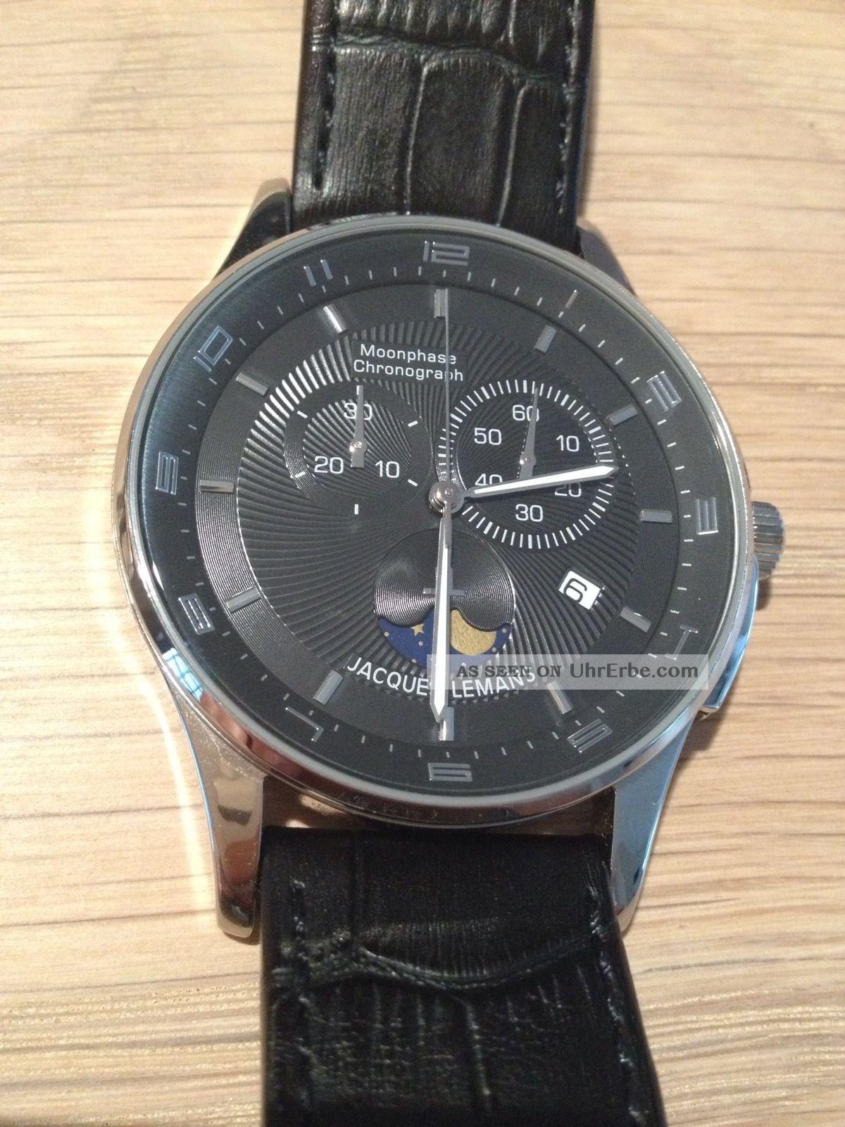 Jacques Lemans Armbanduhren Bild