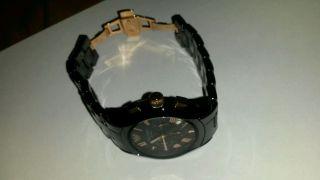 Emporio Armani Ceramica Ar1410 Armbanduhr Für Herren Bild
