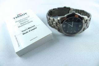 Tissot1853 Pr50 J390/490 Titanium,  Seltenes,  Limitiertes Model Top Bild