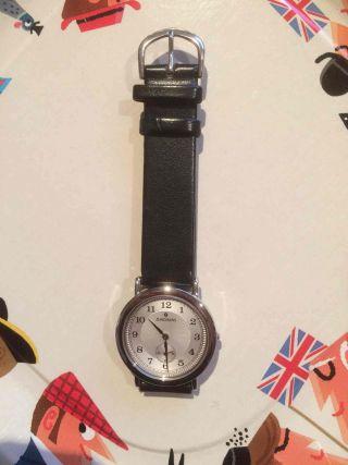 Junghans Armbanduhr.  Funktioniert Einwandfrei Akku Bild