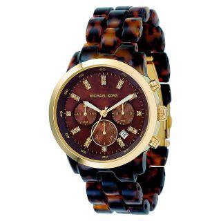 Michael Kors Mk5216 Armbanduhr Für Damen Chronograph Bild