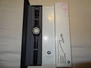 Bmw Mobile Tradition Armbanduhr Isetta Rarität Tachometer Watch Edition 9 Bild