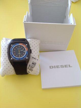 Diesel Dz1490 Leder Band Analog, Bild