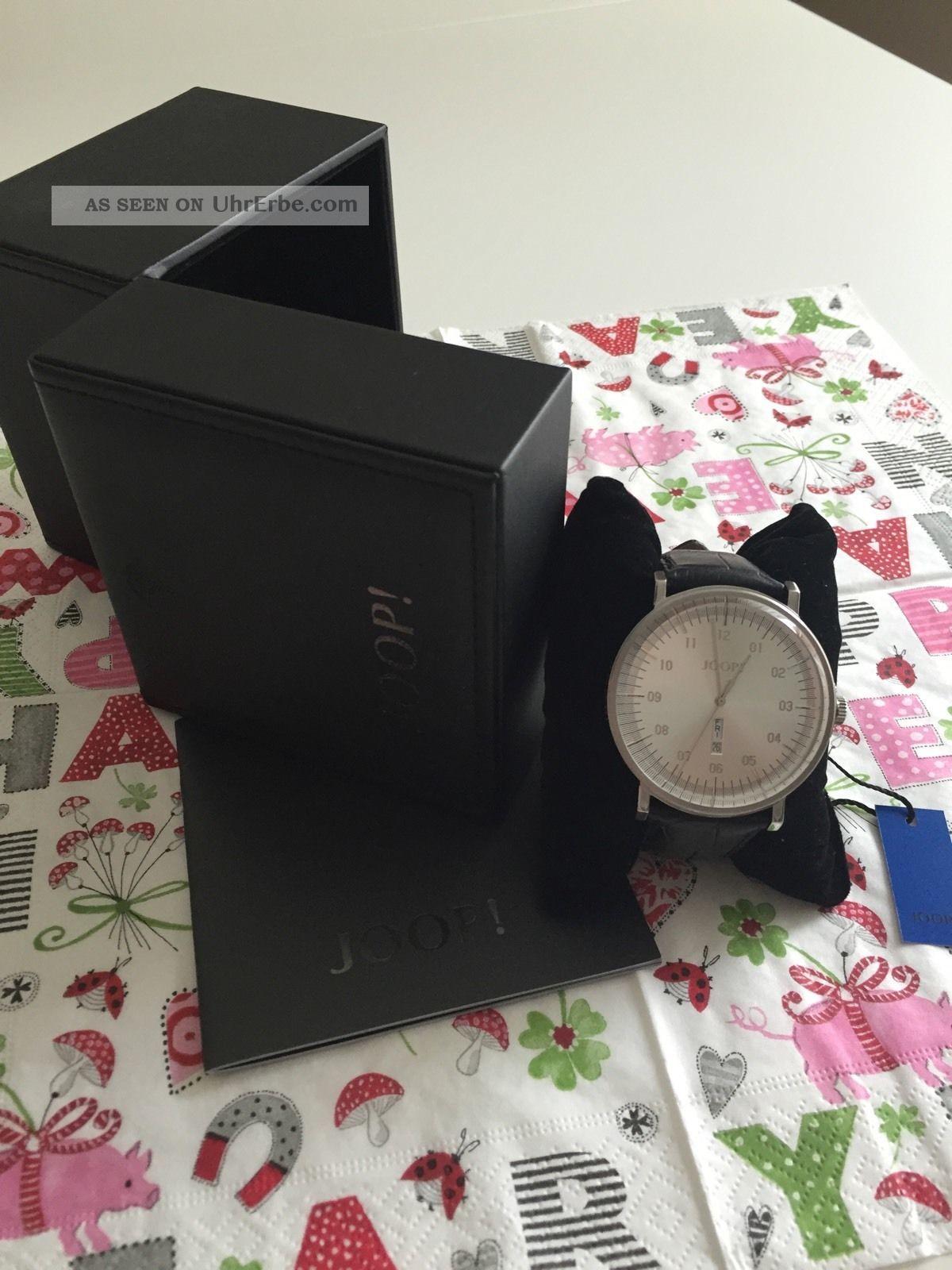 Joop Herrenuhr Armbanduhren Bild