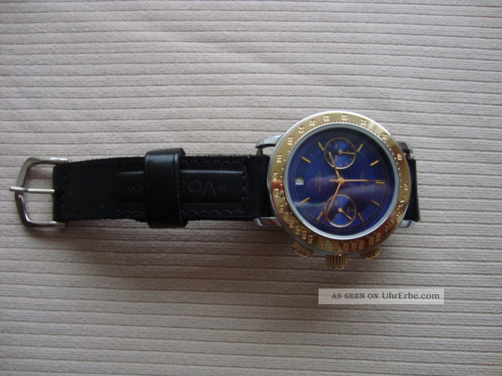 Poljot - Chronogaph Alter - Retro 1984 - 1999 Mechanisch Handaufzug Armbanduhren Bild