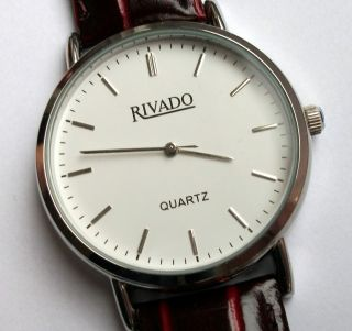 Rivado 30 M Wasserdicht Herrenuhr Armbanduhr Uhr Bild