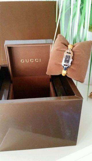 Gucci Bamboo (6800l) Damen Np 795,  - Bild