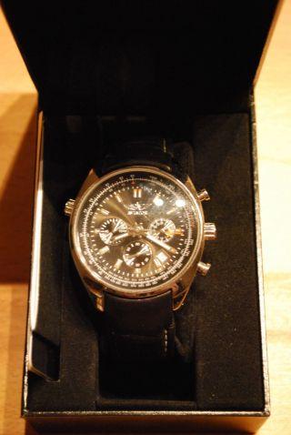 Aviator Herren Armbanduhr Bild