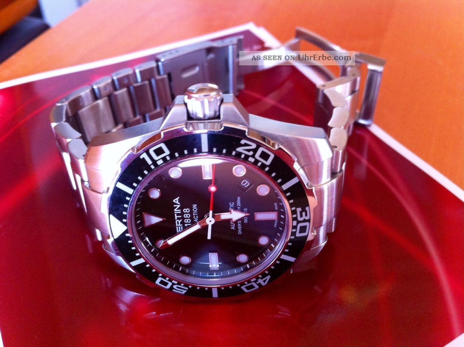 Certina Ds Action Diver Armbanduhren Bild