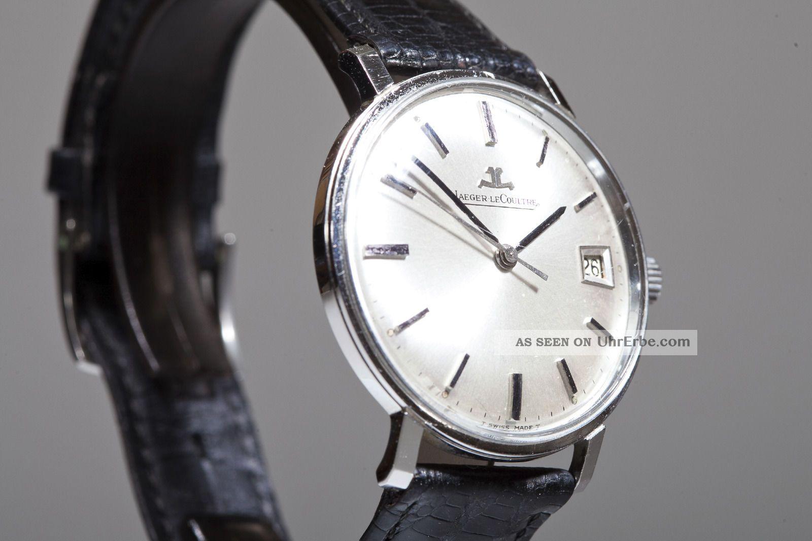 Jaeger Lecoultre,  60er Jahre Hau,  Armbanduhr,  Herren Armbanduhren Bild