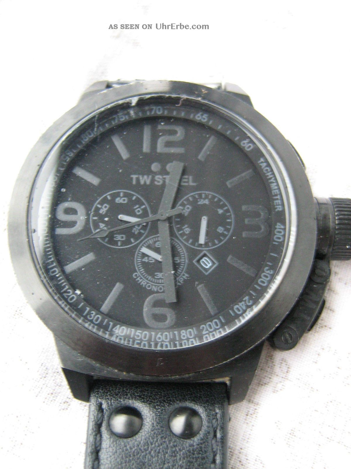 Uhr Armbanduhr Tw Steel Armbanduhren Bild