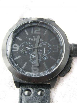 Uhr Armbanduhr Tw Steel Bild