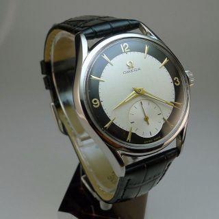 Omega 17 Jewels.  Kaliber 266.  Hochwertiger Klassiker Bild
