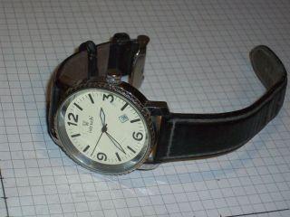 Hirsch Uhr Datum Die Andere Bild