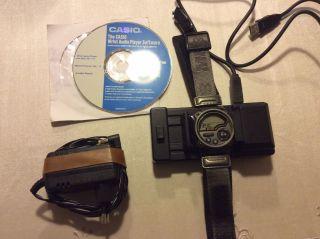 ,  Casio Mp3 Uhr Wmp - 1 2002 Sehr Seltene Sammleruhr, Bild