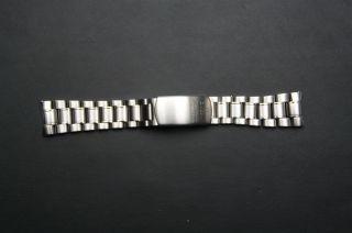Omega Edelstahl Armband Für Speedmaster 20 Mm Gehäuse Anschlag Bild
