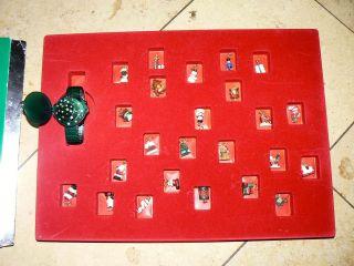 Swatch Gz900 Seasons Greetings Armbanduhr Weihnachtsbaum Uhr Mit Anhängern Bild