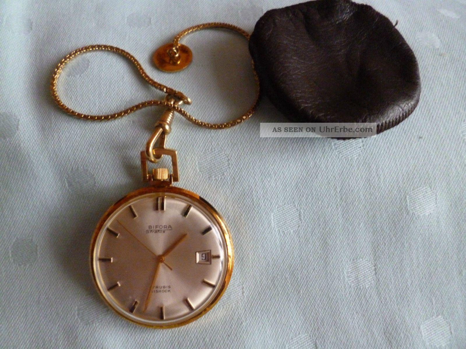 Taschen Uhr Mit Datum Anzeiger Armbanduhren Bild