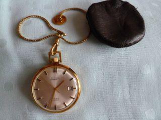 Taschen Uhr Mit Datum Anzeiger Bild