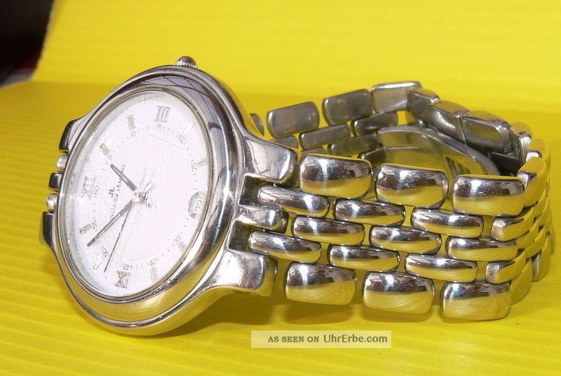 Sehr Flache Und Elegante Jacques Lemans Hau Armbanduhren Bild