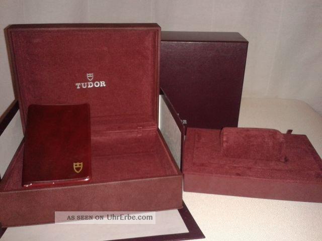 Tudor Box Armbanduhren Bild