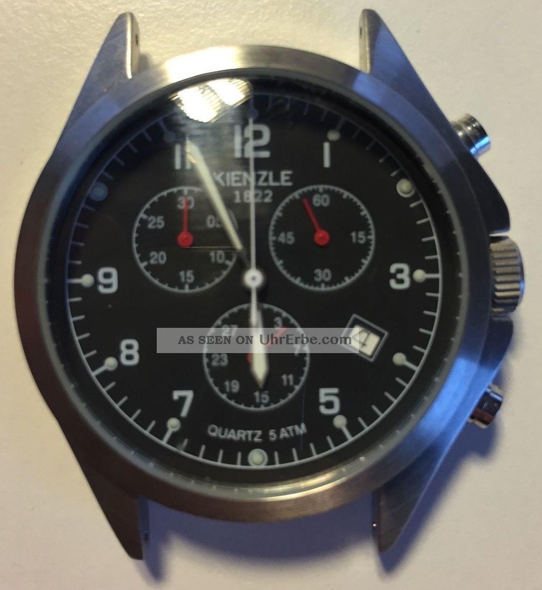 Kienzle Choronograph Armbanduhr,  Ohne Batterie Ohne Armband, Armbanduhren Bild