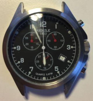 Kienzle Choronograph Armbanduhr,  Ohne Batterie Ohne Armband, Bild