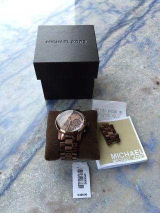 Michael Kors Uhr Mk5492 Neuwertig Mit Rechnung Bild