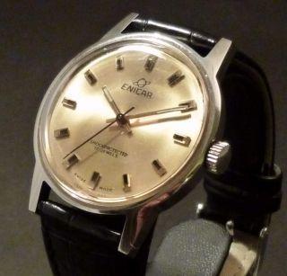 Enicar,  Schweizer Armband - Uhr Aus Sammlung Bild