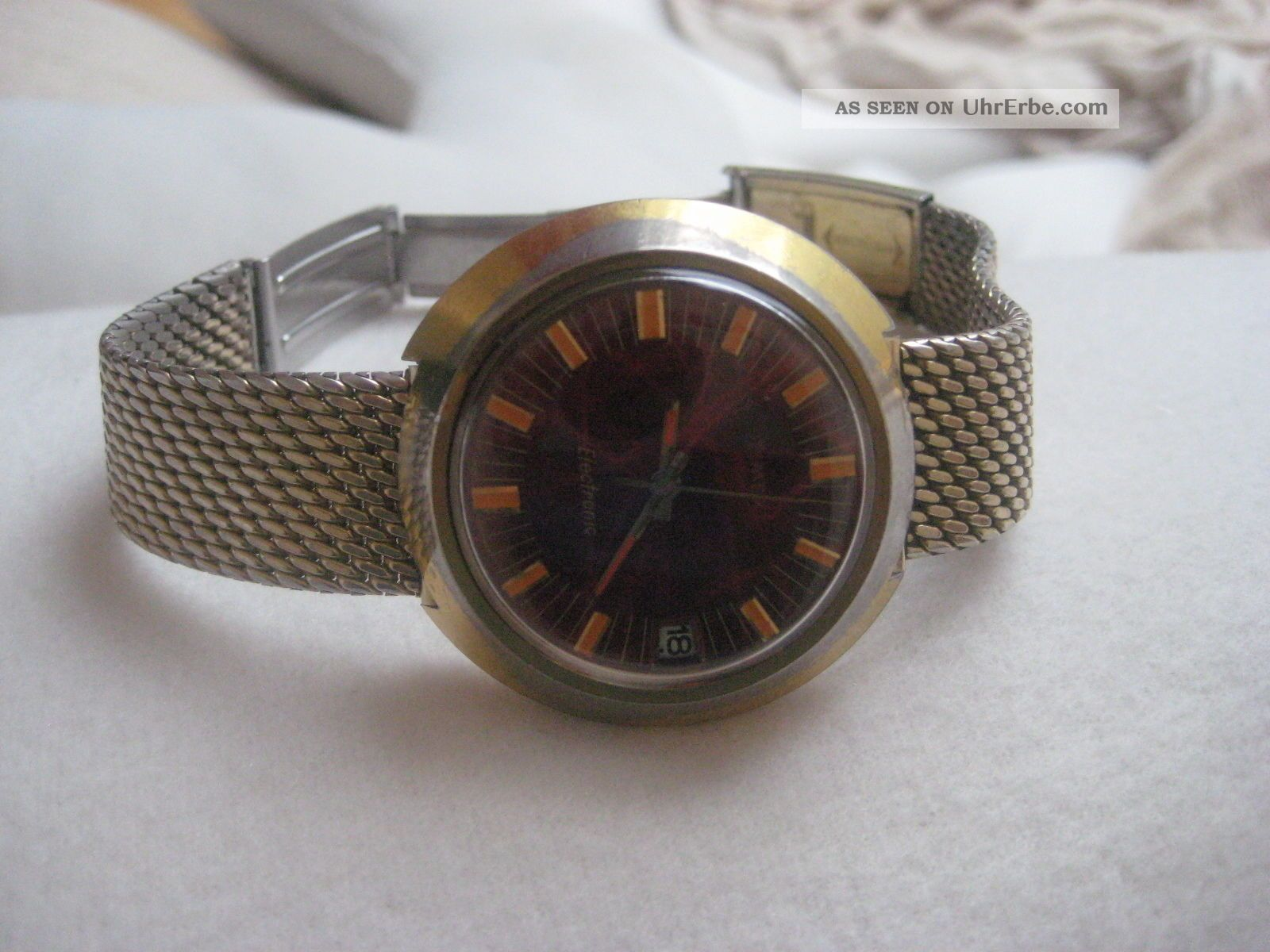 Herrn Armbanduhr Timex Armbanduhren Bild